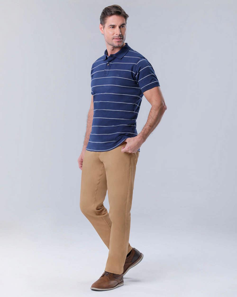 Pantalon manhattan corduroy stretch - Pierre Cardin Costa Rica