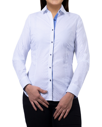 Blusa elegant white