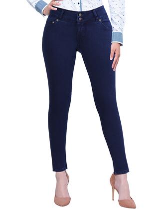 450 skinny jeans little blue