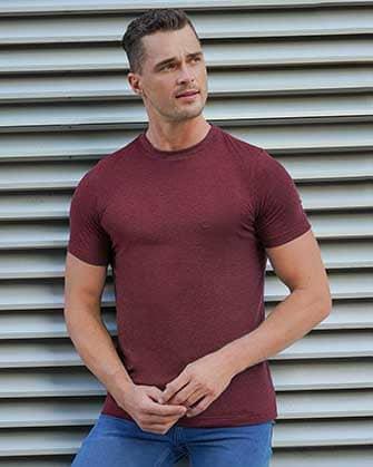 Camiseta barn red