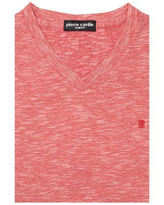 Camiseta slim fit hibiscus