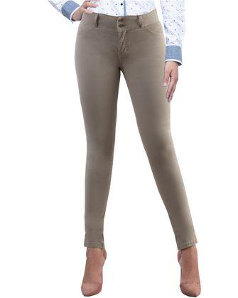 Pantalón casual grayish