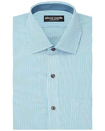 Camisa comfort stretch bluejay