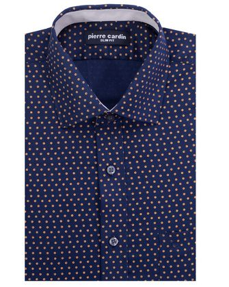 CAMISA ESTAMPADA SLIM FIT