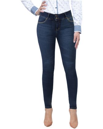 Skinny jeans queen blue