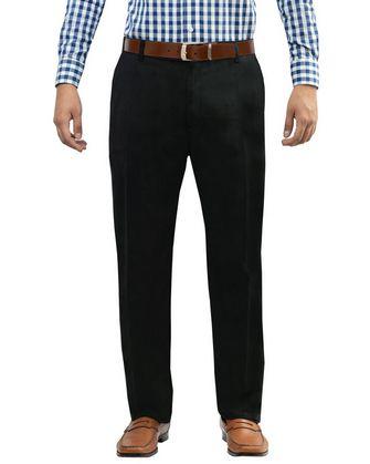 Pantalon casual negro